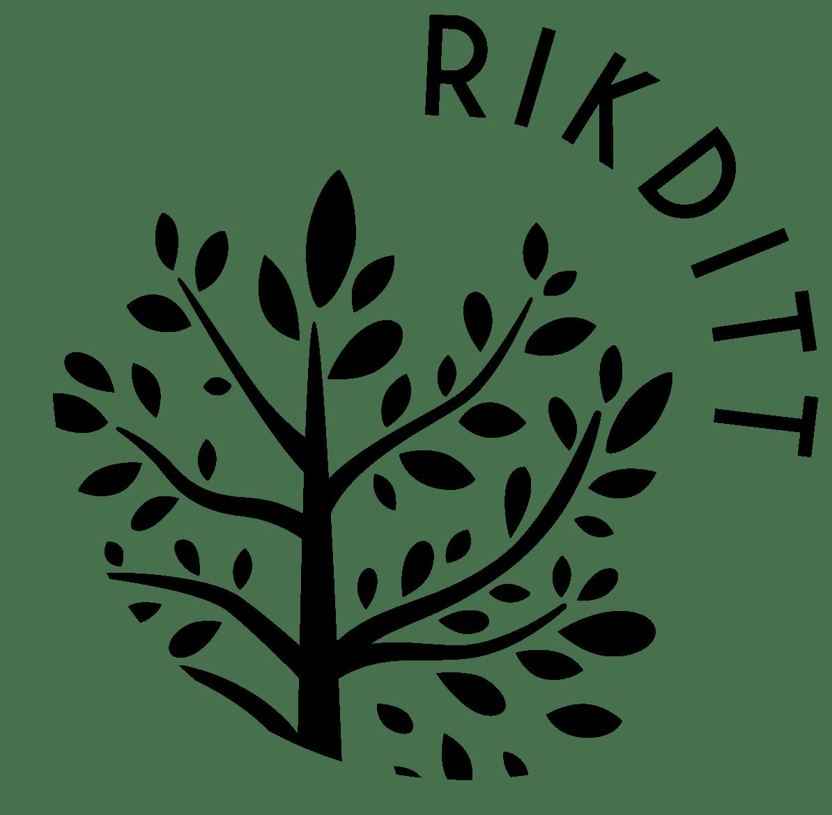 Rikditt Rikke Dittfeldt trædrejer